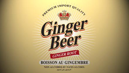 Ocean Valley Ginger Beer : Standard view