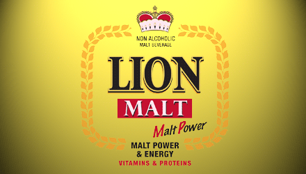 Ocean Valley Lion Malt (Bottle) : Standard view