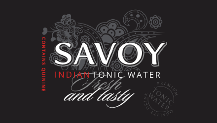 Ocean Valley Savoy Indian Tonic Water : Standard view